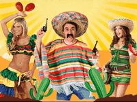 Мексиканская вечеринка в РИО