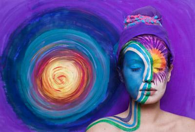 Фестиваль красок в Крыму 2021